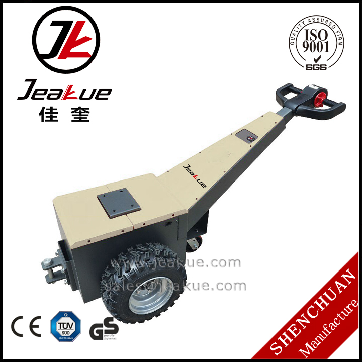 Factory Price 1500kg Farm Tractor Electric Walking Tow Tractor