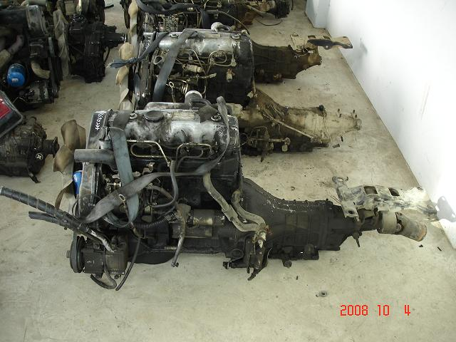 engine-D4BX Korea Hyundai Porter Grace
