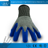 QLSAFETY 13G nitrile dipping construction labors lumberjack work gloves