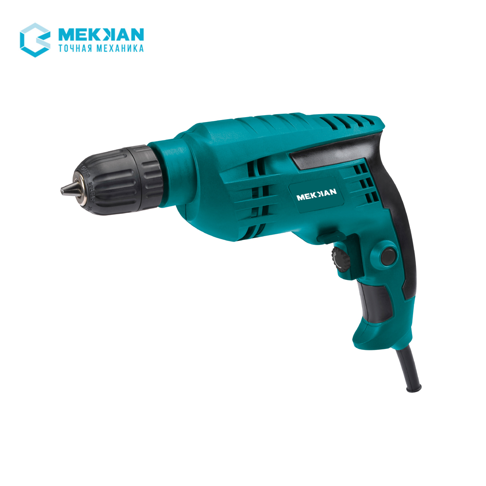 Electric Hand Drills 400W 10mm portable hand drill machine price, Professional Power tools
