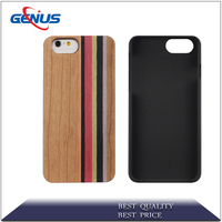 Customized mobile phone cover colorful wood cell phone cover case for samsung galaxy
