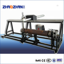 Less Gas Pollution Pipe Profile Cutting Machine