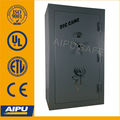 Fireproof gun safe box with UL listed SecuRam Electronic lock RGS724227-E with option/gun safe box/home safe/safe for gun