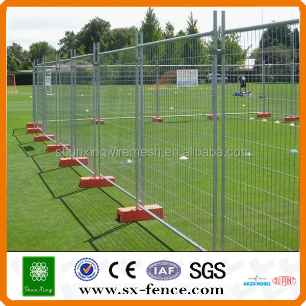 ISO9001 Outdoor Temporary Kids Play Fence