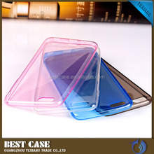 China wholesale ultra thin case for iphone 5 tpu soft back cover