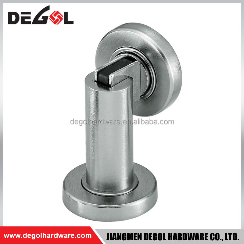 China stainless steel decorative magnetic draft door dust stopper