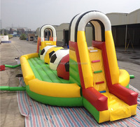Best Selling Running Ball Game Hot Sale Inflatable Obstacle For Kid