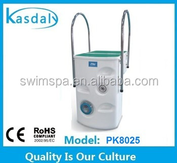 Wall-hung Pipeless Filter, swimming pool accessory