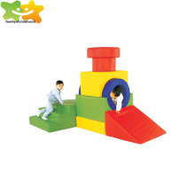 Safety indoor soft play equipment baby soft play area for sale