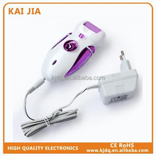 popular multifunction electric callus remover with lady epilator head