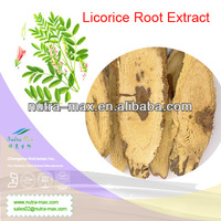 GMP Certificated Licorice Root Extract Glabridin 98%