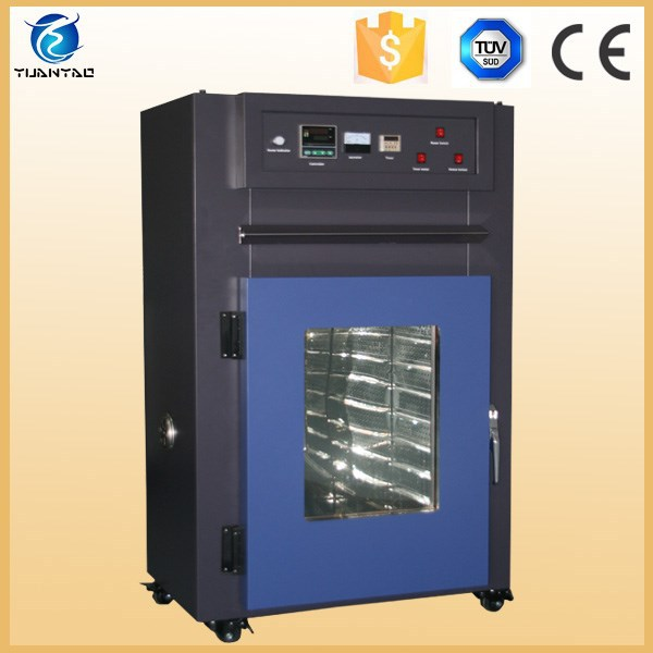 Precision hot air circulating high temperature controlled oven