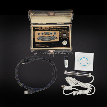 New arrival best selling quantum analyzer with 38 test items