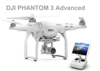 2015 Newest DJI Phantom 3 Professional Advanced RC Quadcopter RTF Drone With 4K 1080P HD Camera RC Helicopter toy
