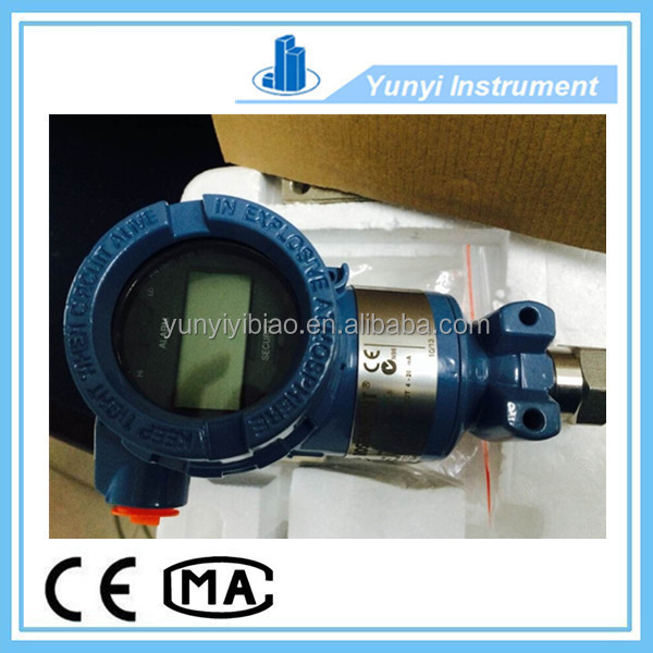 3051 differential pressure level transmitter