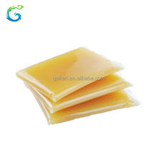 Fabric adhesive glue/jelly glue/gelatin adhesive for industrial