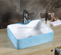 YJ348 Most popular table top basin bathroom sink