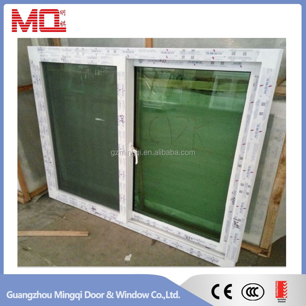 Conch pvc sliding window price house for Cheap home windows