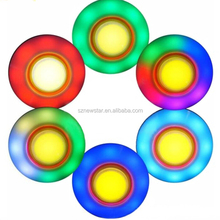 High Quality 70mm Multicolor Round Edge Illuminated Push Button for Arcade Game Machine/Game Machine Part/Game Machine Accessory