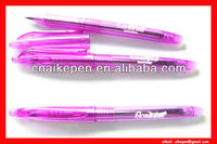Made in Cihina Economical Erasable Ball Point Pen BP916 for small quantity order
