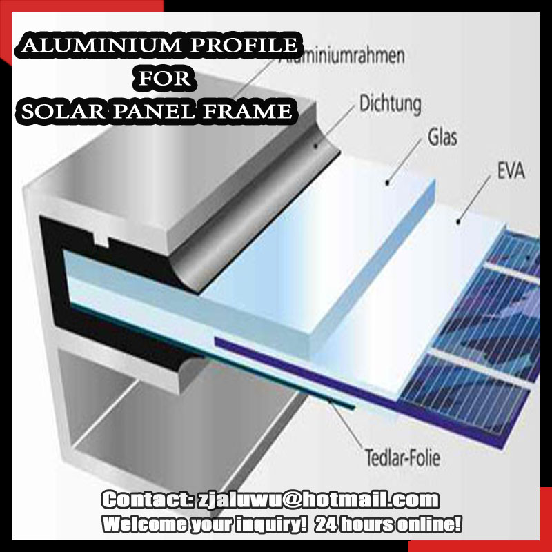 manufacturer aluminum frame for solar panel