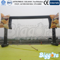 Sport Advertising Gateway Advertising Inflatable Entrance Arch