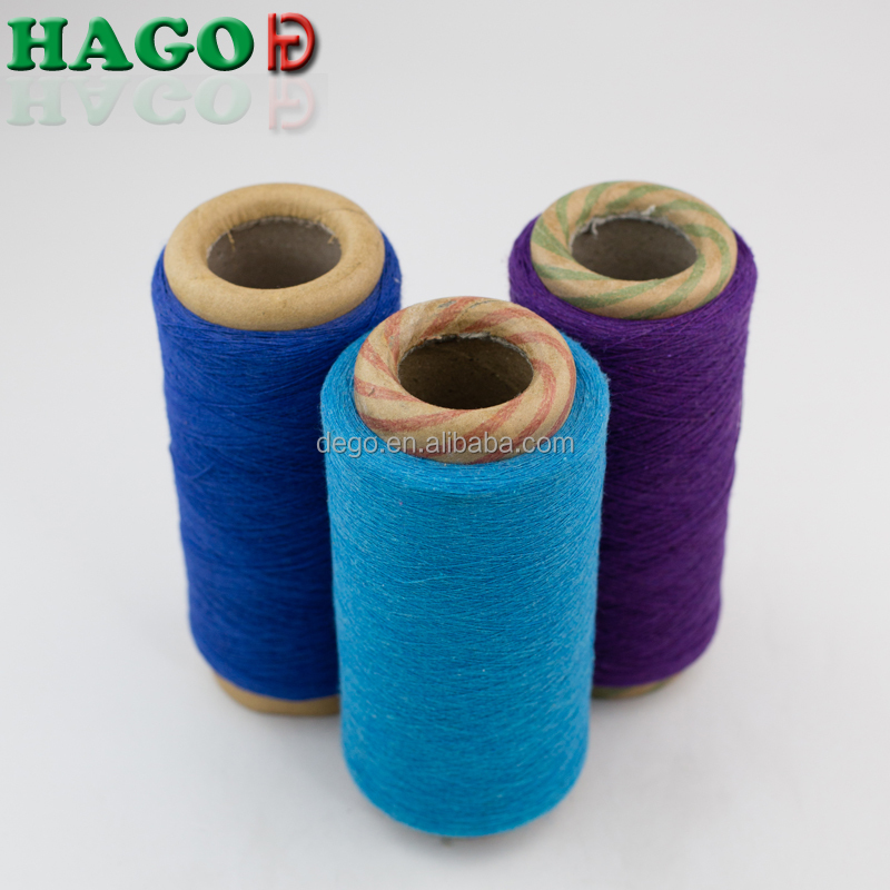 Cangnan factory polyester blended hammock yarn suppliers