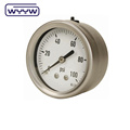 axial internals no oil pressure gauge with stainless steel case