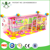 Mini Indoor Playground Type soft toddler play area