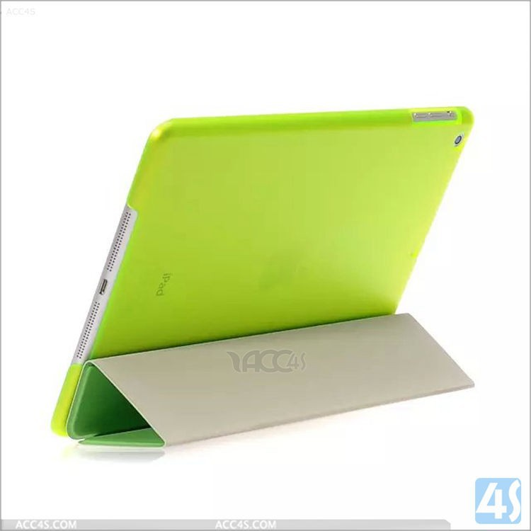 New product China supplier leather tablet smart cover for ipad mini 3 with auto sleep wake up function