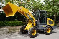 New CE small loader JIELIZL15 with EURO3 engine,2016 hot small loader