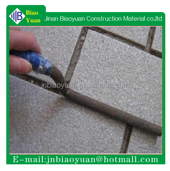 Concrete Color Epoxy Tile Grout For Stone / Wall Crack , Heat Resistant
