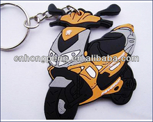 Reflective key chain,customized key chain,pvc key chain soft pvc motorcycle keychains