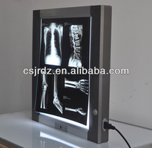 single section x ray lamp, backlight LED technology