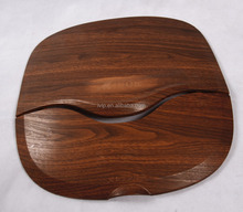 Wood grain water transfer hydrographic printing air conditioner cover