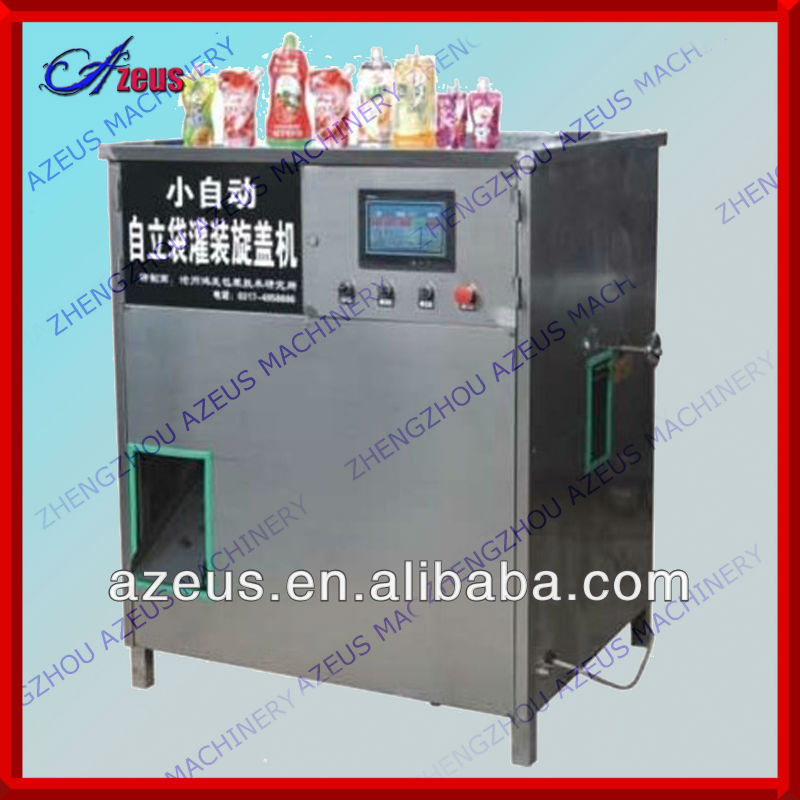 hot selling 86-13526551975 packaging machine filling machine /sachet/pouch/automatic doy pack pouch packaging machine