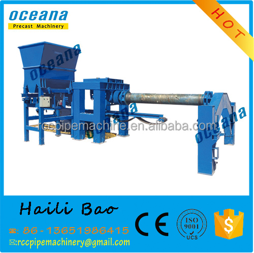 Sell Good Price Concrete Tube Making machine/Cement pipe forming machine
