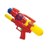 carnival game automatic big air pressure water gun toy for rental