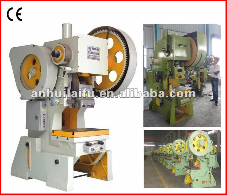 40 Tons Mechanical Power Press/punching machine/J23-40Ton C frame punching press