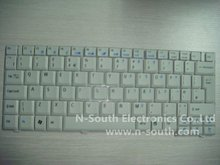 FOR acer aspire 2920z white computer part laptop keyboard replace keyboard US STOCK