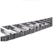 CNC Electrical Load-bearing Stainless Steel Cable Carrier Chains