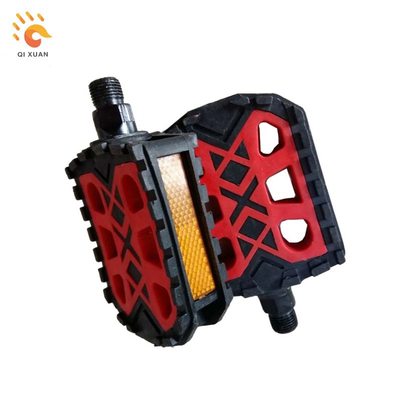 Wholesale electric scooter bicycle pedals with reflector
