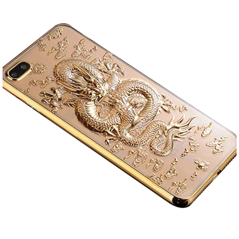 Wholesale carved universal cartoon custom 3d silicone phone case