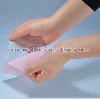 Silicone Gel Scar Sheet Dressing Wound Dressing Medical