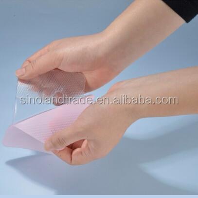 Silicone Gel Scar Sheet Dressing Wound Dressing Medical
