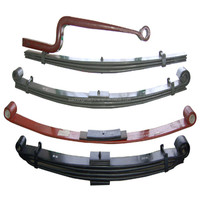 leaf spring used for suspension system