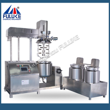 FULUKE Factory Vacuum Mixer /Vacuum Homogenizer for cosmetics, pharmacy, chemical, food