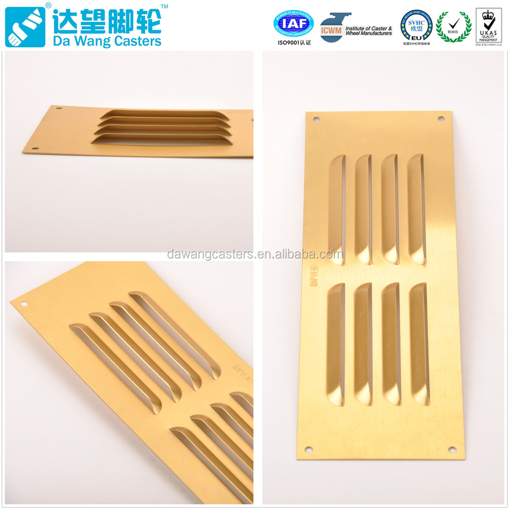 Fast delivery air vent louvre with removeble core in alibaba