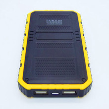 2018 hot sale products Solar power bank, mobile solar charger, solar mobile phone power bank