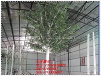 direct manufacture artificial silver birch / artificial birches tree / artificial white birch tree for sale